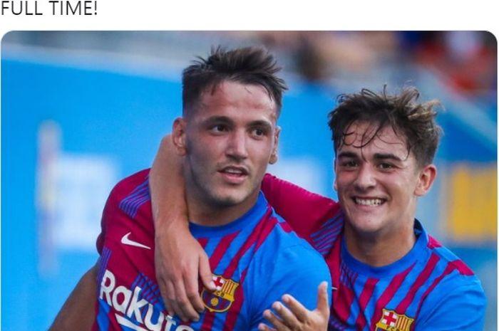 Hasil Pramusim Barcelona thumbnail