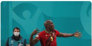 Hasil EURO 2020 - Belgia Menang Susah Payah, Finlandia Turun ke Posisi Ketiga