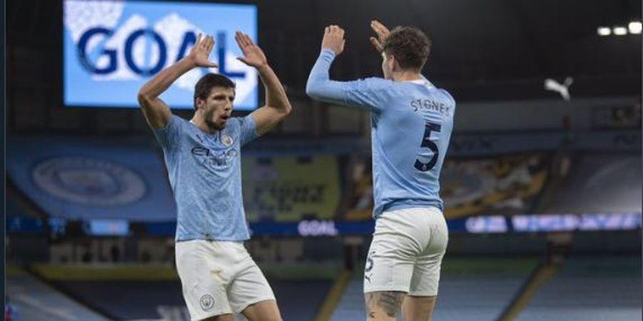 Burnley Vs Manchester City - Kans The Citizens Kembali Jauhi Manchester United