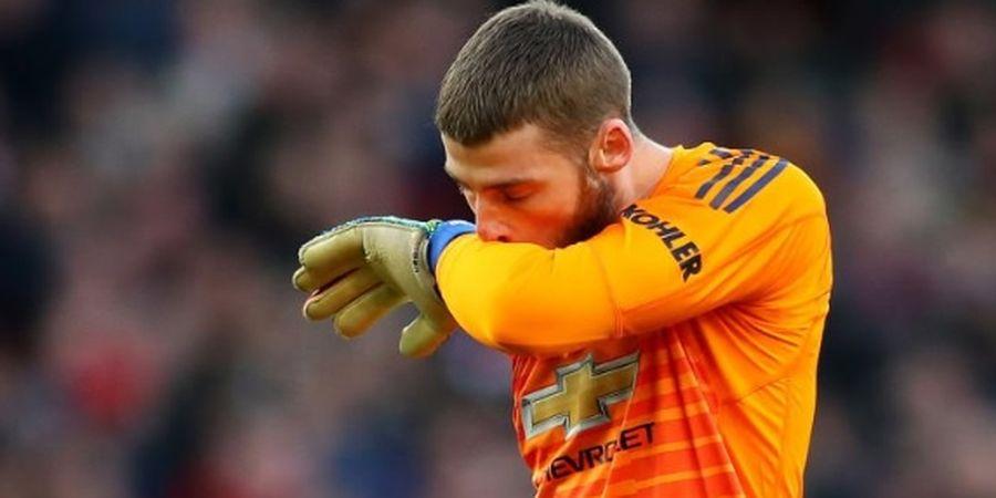 Man United Dibabat Everton, De Gea Klaim Telah Memberikan Segalanya