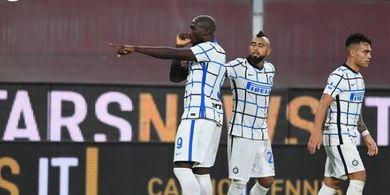 Lukaku Benar-benar Jadi Sosok yang Berbeda sejak Gabung Inter Milan