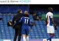 Jadi Bahan Tertawaan, Momen Striker Chelsea Kesakitan Tendang Tiang Corner