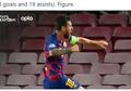 Lionel Messi Sedang Mengalami Masalah Psikologis di Barcelona