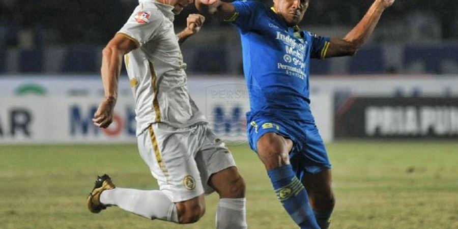 Kabar Baik buat Persib Jelang Duel Versus Madura United