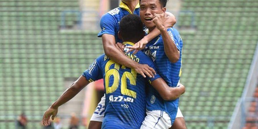 Persib Bandung Dipastikan Menang atas Hanoi FC Setelah Laga Dihentikan karena Cuaca Buruk