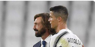 Disinggung Soal Juventus Beli Striker Baru, Begini Respons Andrea Pirlo