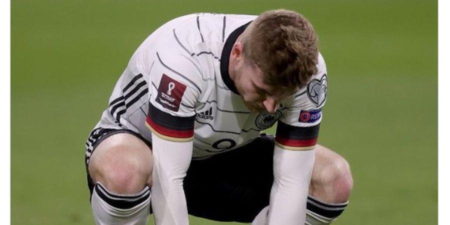 Timo Werner Lewatkan Peluang Emas, Pelatih Timnas Jerman Bilang Begini