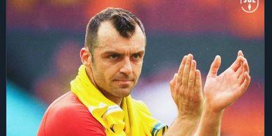 EURO 2020 - Makedonia Utara vs Belanda, Persembahan Terakhir Sang Dewa dari Strumica