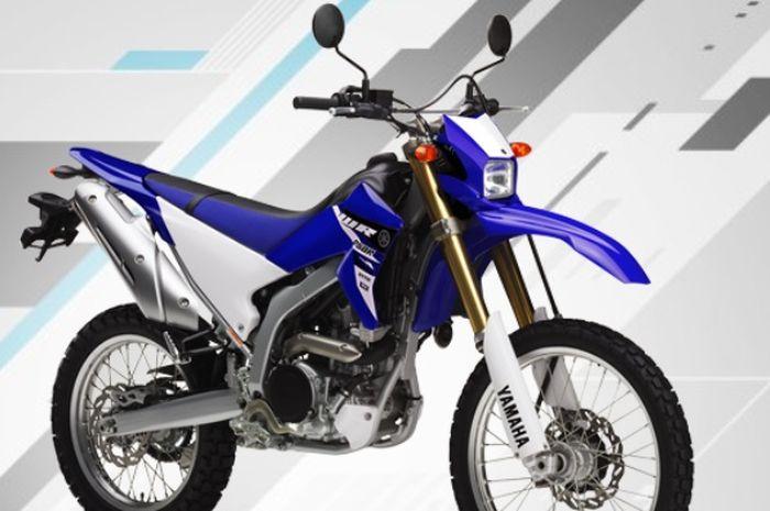 WR250 R trail Yamaha yang dijual dengan status CBU