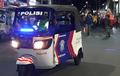 Kenali BAPAKE, Bajaj Yang Diubah Jadi Kendaraan Patroli Polres Cilacap