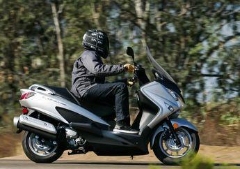 Seru, Suzuki Siapkan Matic 180 cc untuk Lawan Yamaha NMAX dan Honda All New PCX150