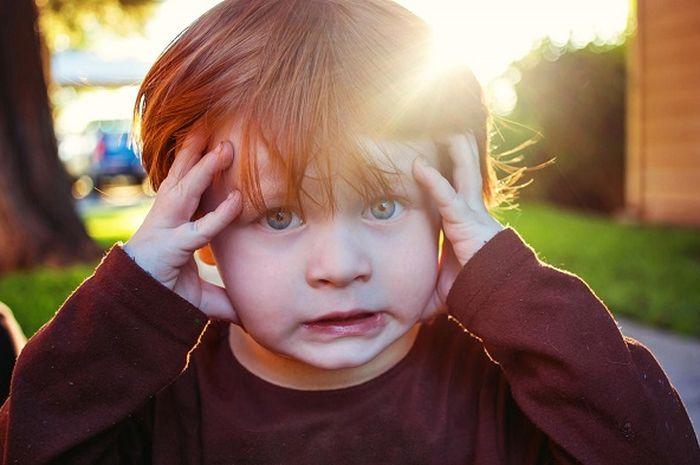 mendidik agar anak tidak stres