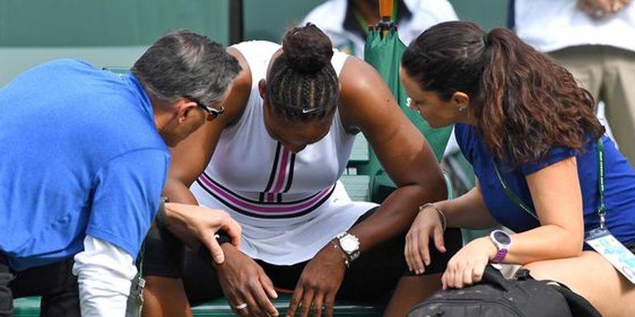 Serena Williams Terpaksa Berikan Kemenangan Mudah kepada Muguruza