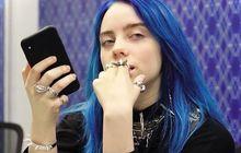 Billie Eilish Akan Gantikan Madonna Dalam Sesi Apple Music Lab