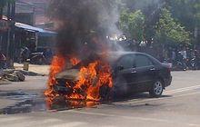 Teror Pembakaran Mobil Terjadi Lagi, Kali ini di Sleman Yogyakarta