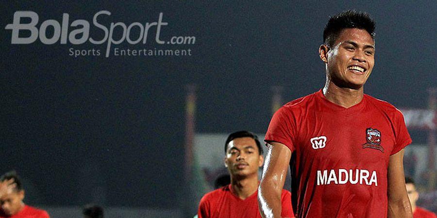 Persija Siap Turunkan Tiga Pemain Baru Saat Hadapi Perseru Badak Lampung