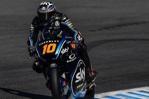 Valentino Rossi Bangga Sang Adik Raih Back-to-back Kemenangan Moto2