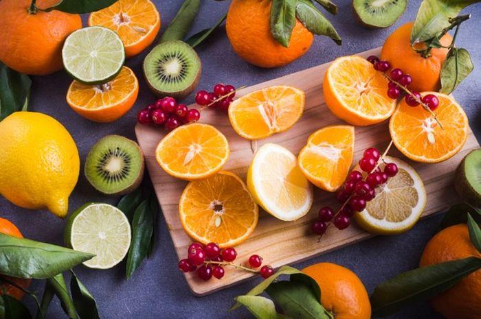Jeruk Bukan Sumber Vitamin C Terbanyak Berikut 8 Buah Dan Sayuran
