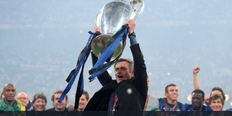 Ada-ada Saja Jose Mourinho, Akui Sudah Menangkan 25 Setengah Trofi