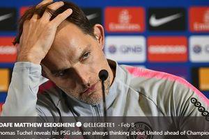 Link Live Streaming Lyon vs PSG - Tuchel Isyaratkan Tak Mengubah Strategi