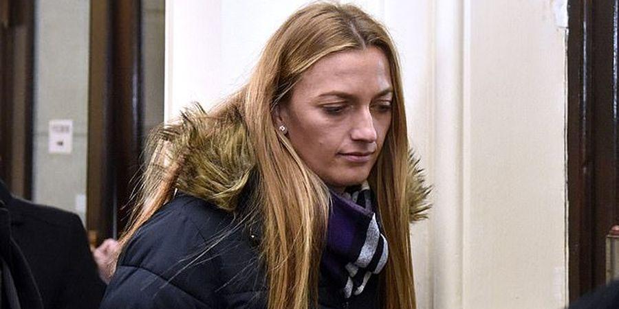 Penikam Petenis Petra Kvitova Dijatuhi Hukuman 8 Tahun Penjara