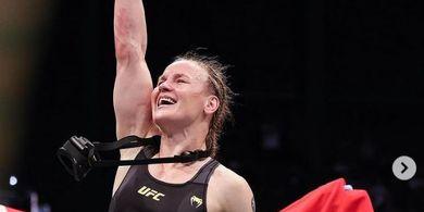 Hadapi Teror Ratu Sejagat UFC, Valentina Shevchenko Tak Pakai Persiapan Khusus soal Berat Badan