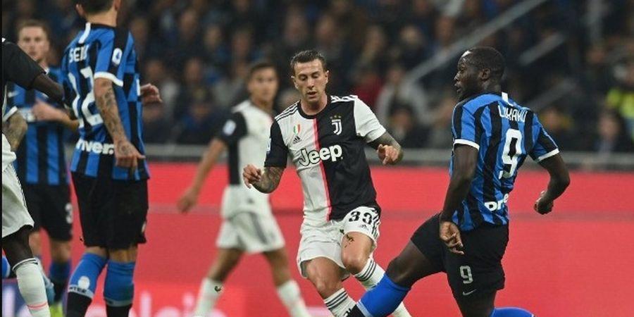 VIDEO - Romelu Lukaku Permalukan Bek Juventus Berharga Rp 1 Triliun