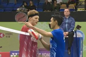 Hong Kong Open 2019 - Kiat Jonatan Christie Bikin Antonsen 'Mati Langkah'