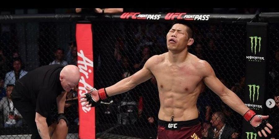UFC 267 - Diramal Keok oleh Khabib, Si Lintah China Berikan Respons