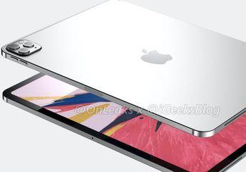 Desain Konsep iPad Pro 2020 Tunjukan Triple Camera Ala iPhone 11 Pro