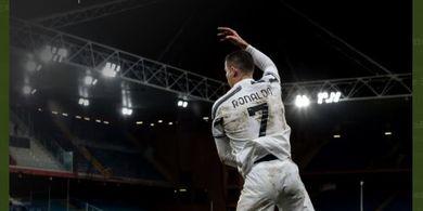 Ungkapan Kekaguman Alvaro Morata pada Cristiano Ronaldo