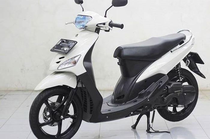 Yamaha Mio 2006 mulus kayak baru