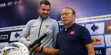 Emosi Saat Lawan Timnas Indonesia, Pelatih Vietnam Resmi Dihukum AFC