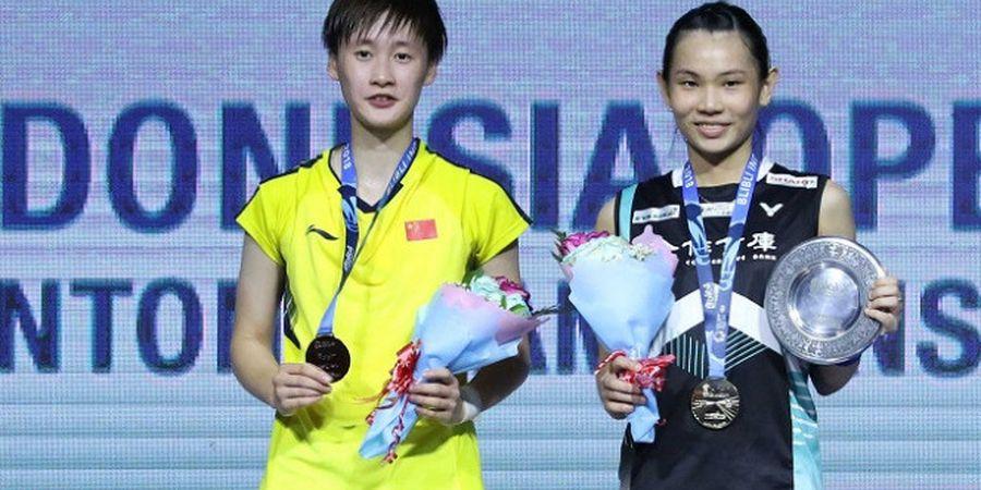 All England Open 2020 - Che Yu Fei Tak Berdaya Dikendalikan Tai Tzu Ying Sepanjang Laga