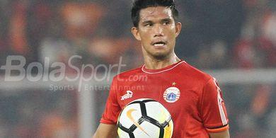 Profil Sandi Sute, Pencetak Gol Pertama Persija ke Gawang Ceres Negros