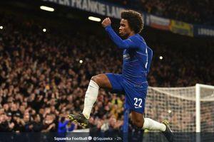 Willian Tulia Surat Pengunduran Resmi kepada Chelsea, Sinyal Gabung Arsenal?