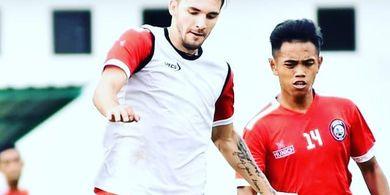Arema FC Lepas Satu Pemain Asing, Calon Penggantinya Berasal dari Jepang