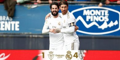 Setelah 7 Tahun, Isco Siap Tinggalkan Real Madrid? Ke Mana Kira-kira?