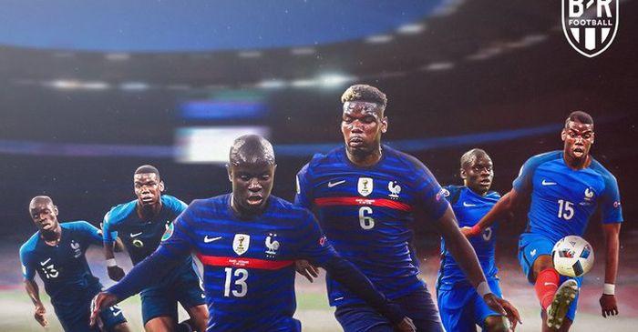 EURO 2020 - Pogba dan Kante Jadi Starter di Prancis, 30 Laga: 22 Menang, 8 Seri, 0 Kalah