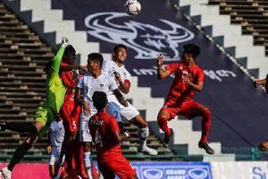 Mata-mata dari Thailand Hadir di Laga Timnas U-22 Indonesia Kontra Myanmar
