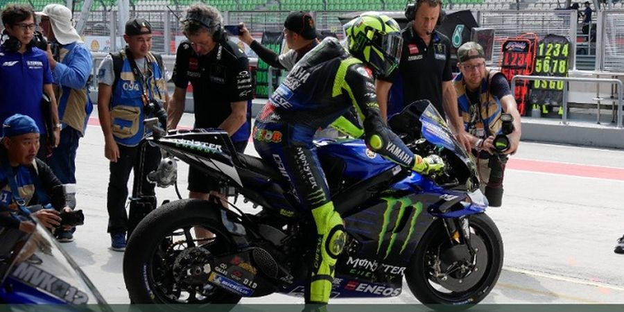 Valentino Rossi Masih Harapkan Yamaha Buat Terobosan Terbaru