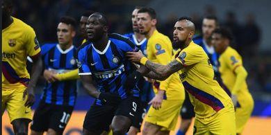 Inter Milan Tersingkir, Lukaku Langsung Diejek Bek Man United