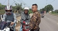 Bikin Geram, Ada Polisi Gadungan Minta Duit ke Pemotor Rp 200 Ribu di Karawang