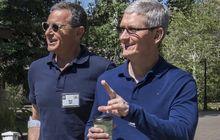 CEO Disney Jelaskan Alasannya Keluar Dari Dewan Direksi Apple