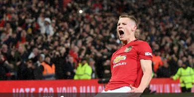 Kisah Scott McTominay yang Karier Sepak Bolanya Diselamatkan Manchester United
