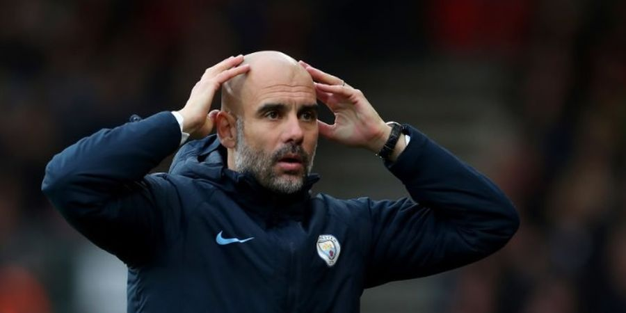 Man United Vs Man City - Guardiola Marah Dituding Timnya Main Kotor