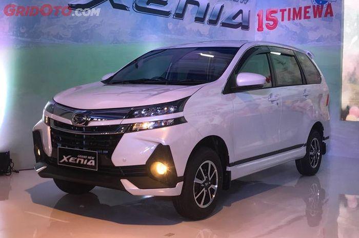 Daihatsu Grand New Xenia 1.5 R Deluxe