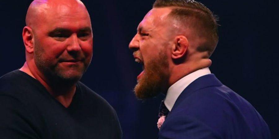 Terungkap, Omongan Conor McGregor kepada Dana White usai UFC 264