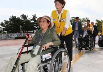 Korea Utara dan Selatan Adakan Reuni untuk Keluarga yang Terpisah Sejak Perang Korea 1950-1953