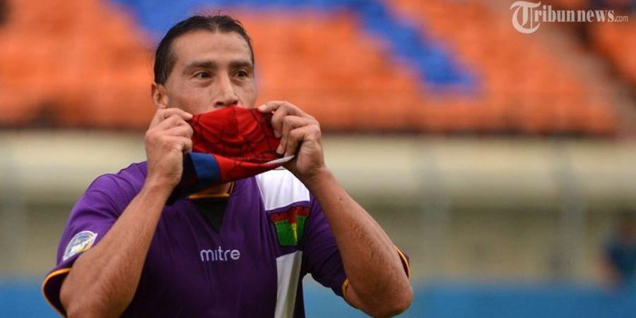 Cristian Carrasco Terjun ke Dunia Kepelatihan, Kini Membesut Klub Liga 3 Asal Banten